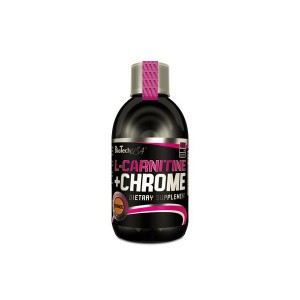BIOTECH LIQUID L-Carnitine 35000mg+Crome