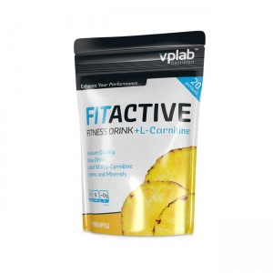 VP Laboratory FitActive L-Carnitine Fitness Drink