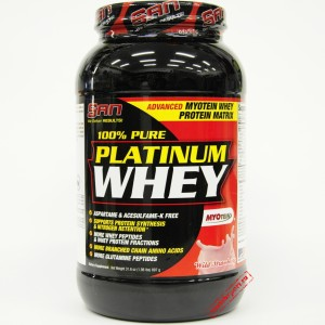 100% Pure Platinum Whey SAN 897 гр