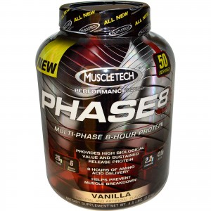 Muscle Tech Phase 8 Performance Series