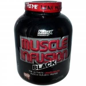 Nutrex - Muscle Infusion Black