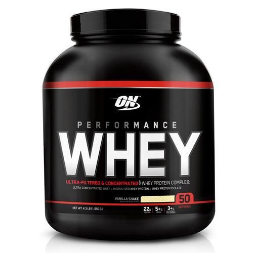 Optimum Nutrition - Performance Whey