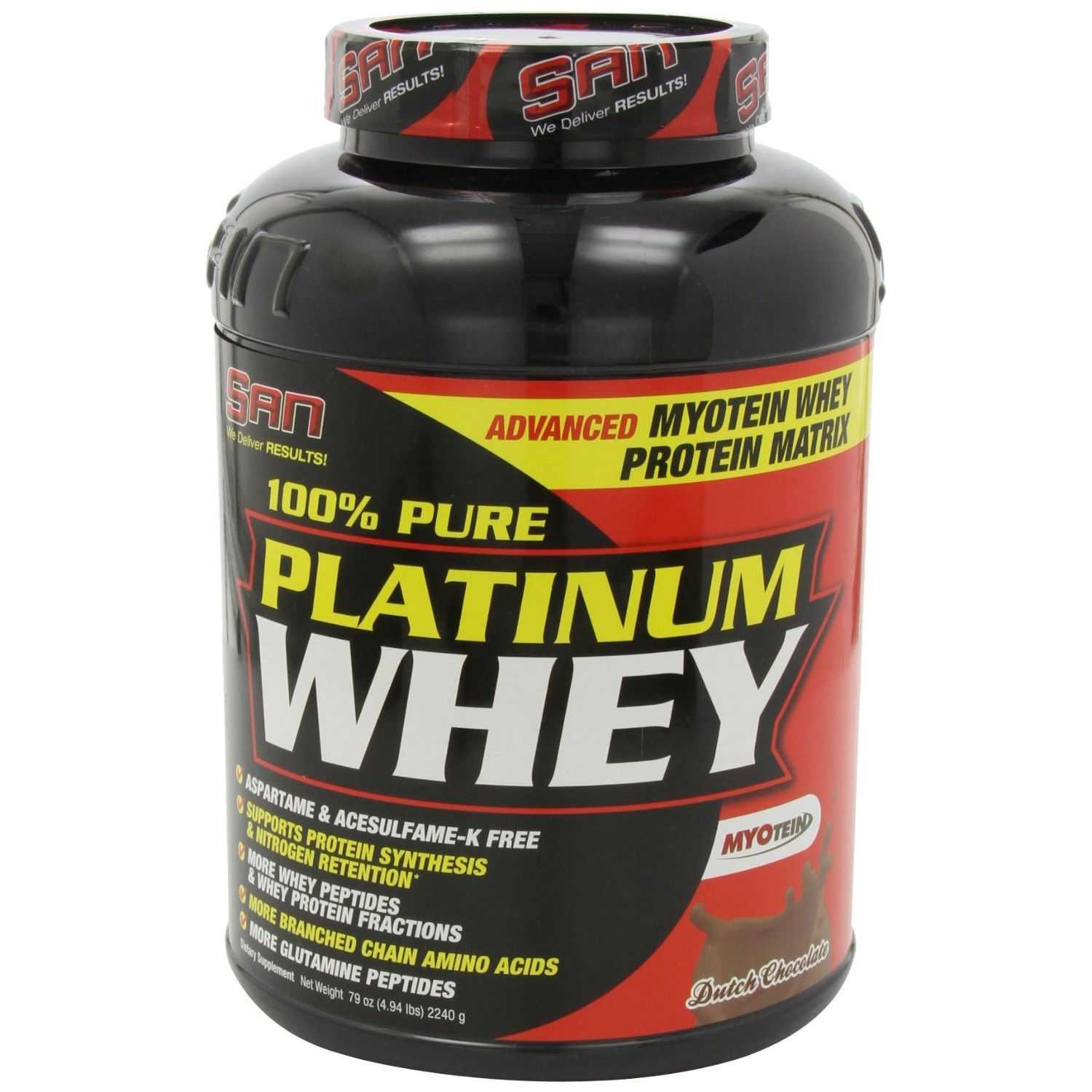 SAN - 100% Pure Platinum Whey 2240