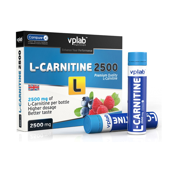 VP Laboratory L-Carnitine 2500