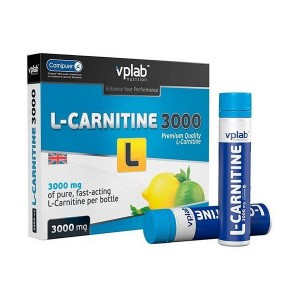 VP Laboratory L-Carnitine 3000