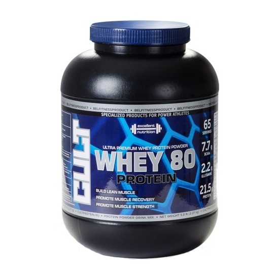 Cult Whey Protein