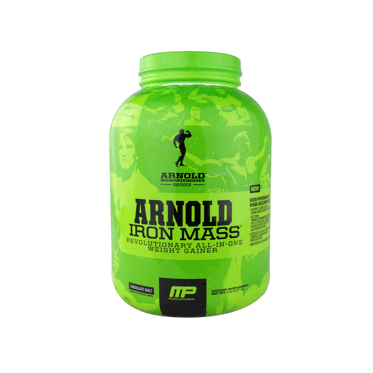 MusclePharm Arnold Iron Mass