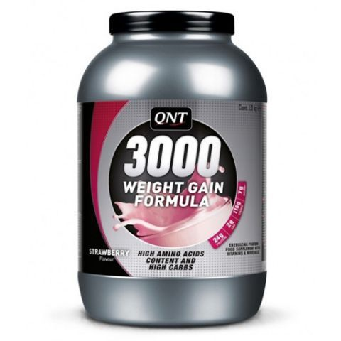QNT Muscle Mass 3000 4.5 кг