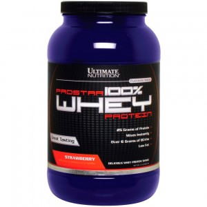 Ultimate Nutrition - 100% Prostar Whey Protein 907