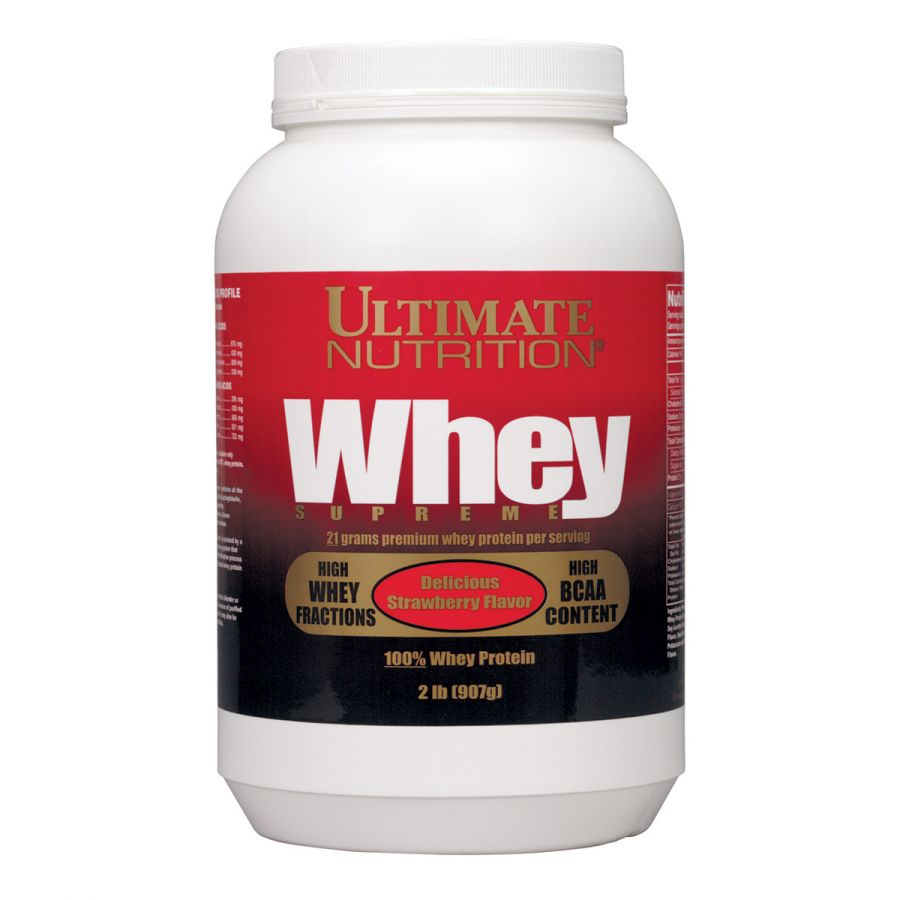 Ultimate Nutrition - Whey Supreme