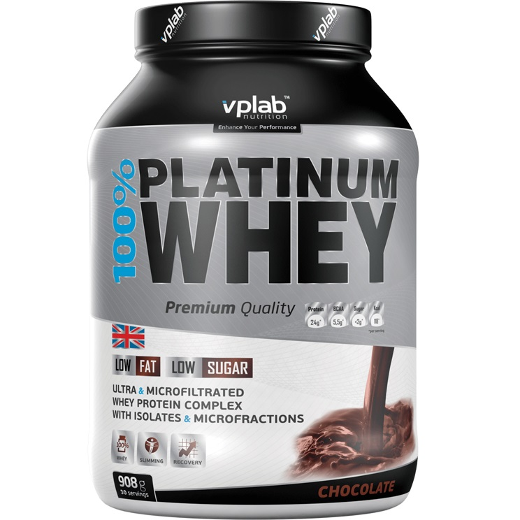 VP laboratory - 100% Platinum Whey 900