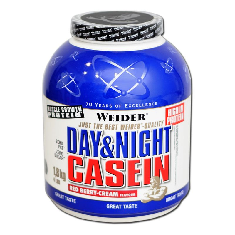 Weider - Day & Night Casein 1800