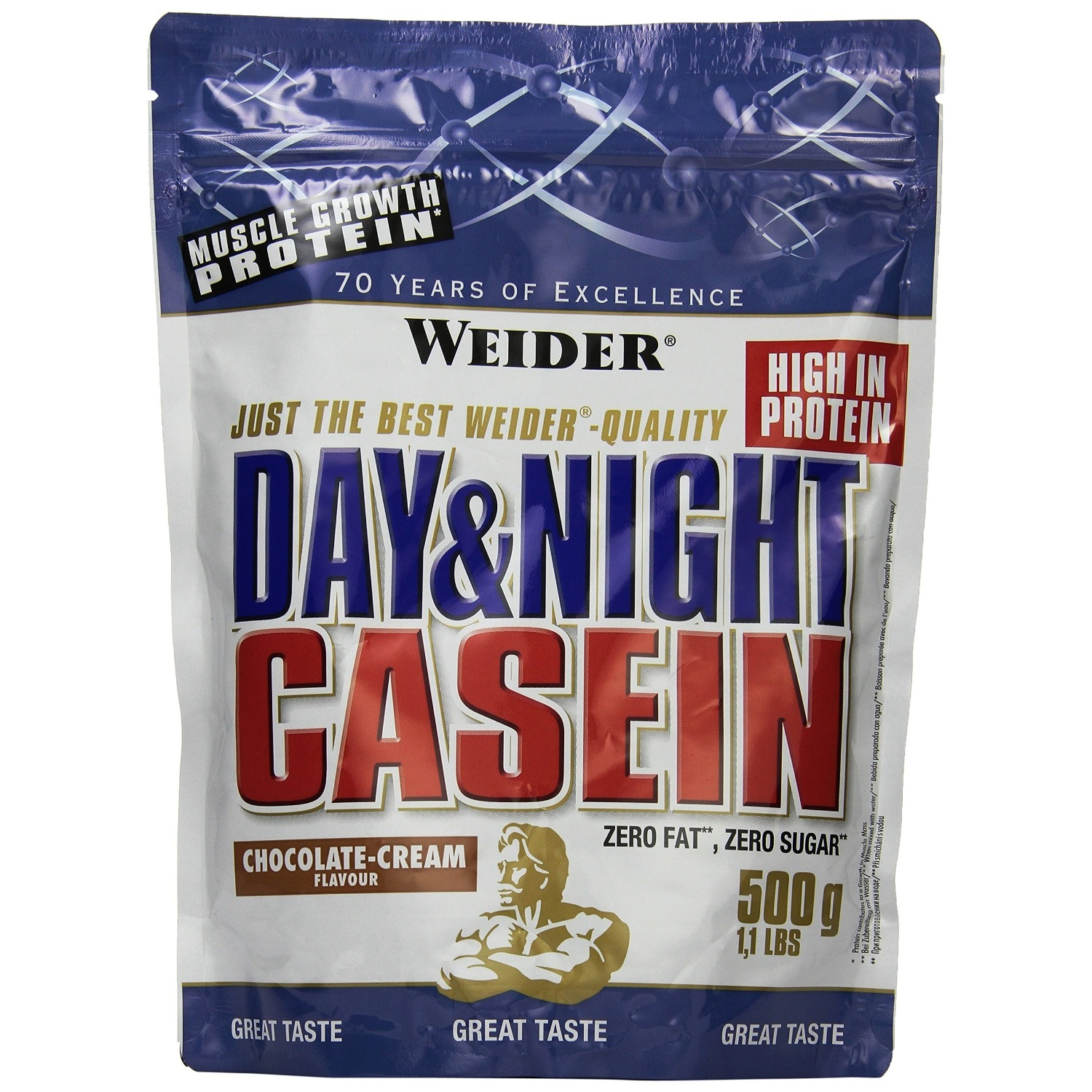 Weider - Day & Night Casein 500
