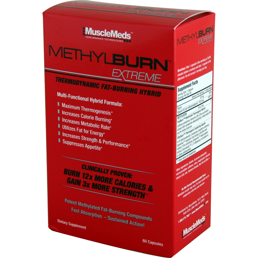 MuscleMeds MethylBURN Extreme