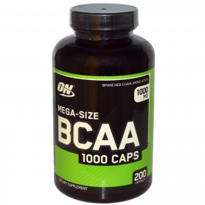 Optimum Nutrition BCAA 1000 200