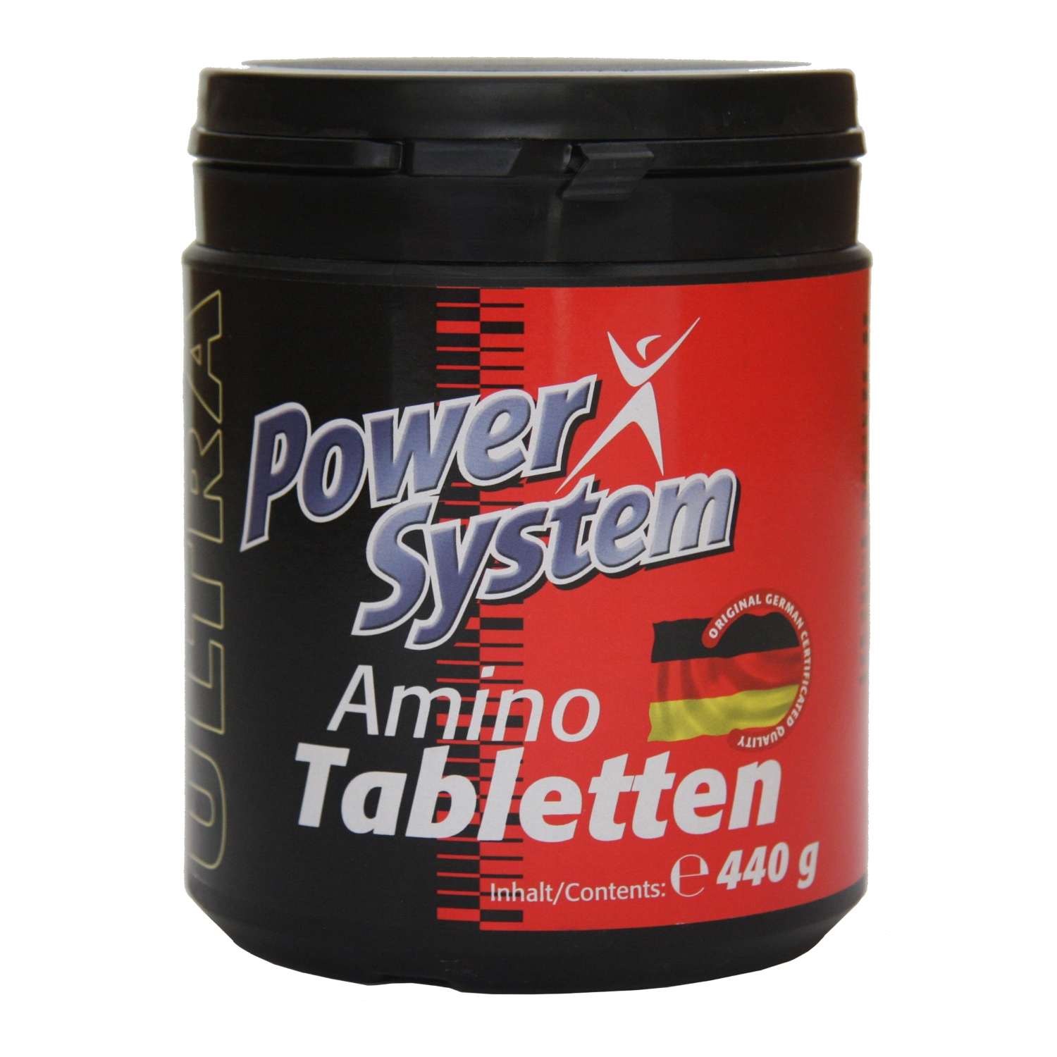 Power System Amino Tabletten