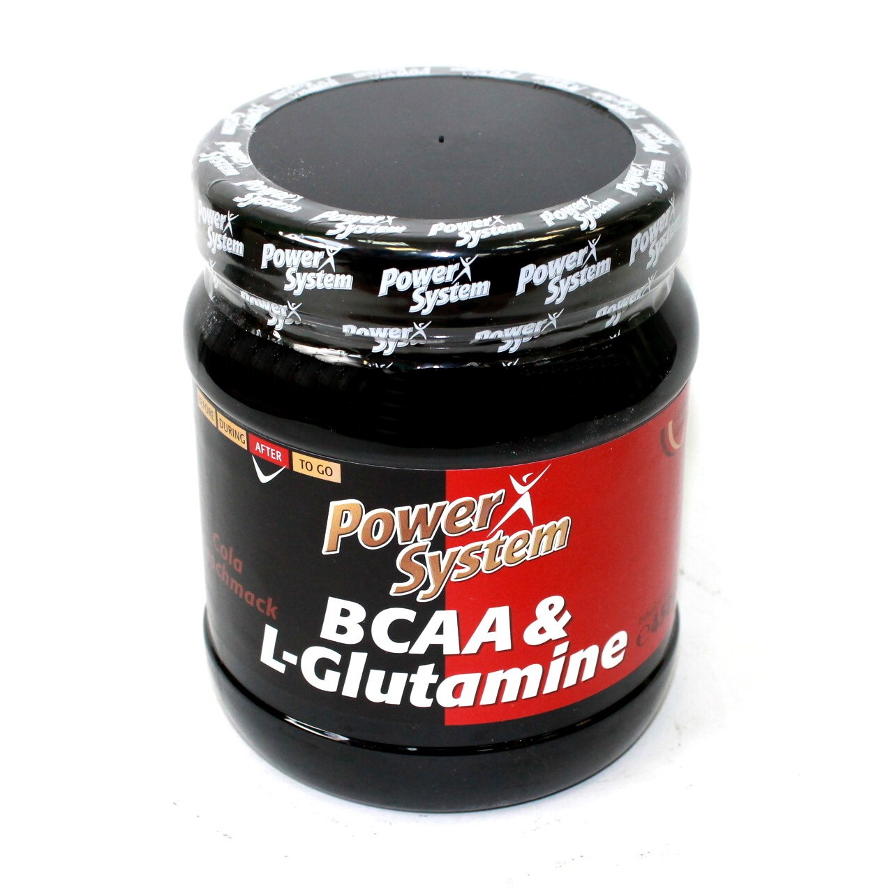 Power System BCAA + L-Glutamine