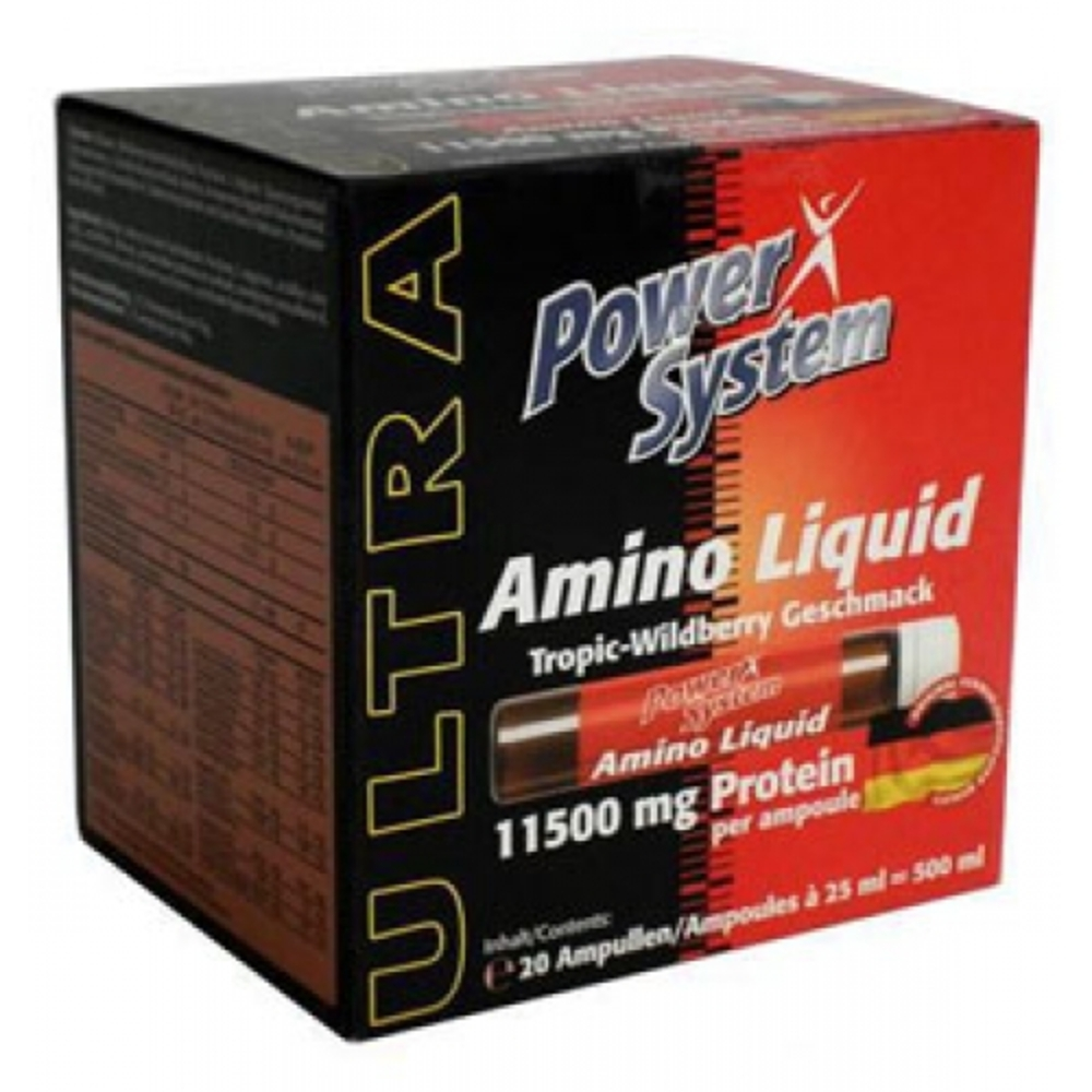Power System Ultra Amino Liquid
