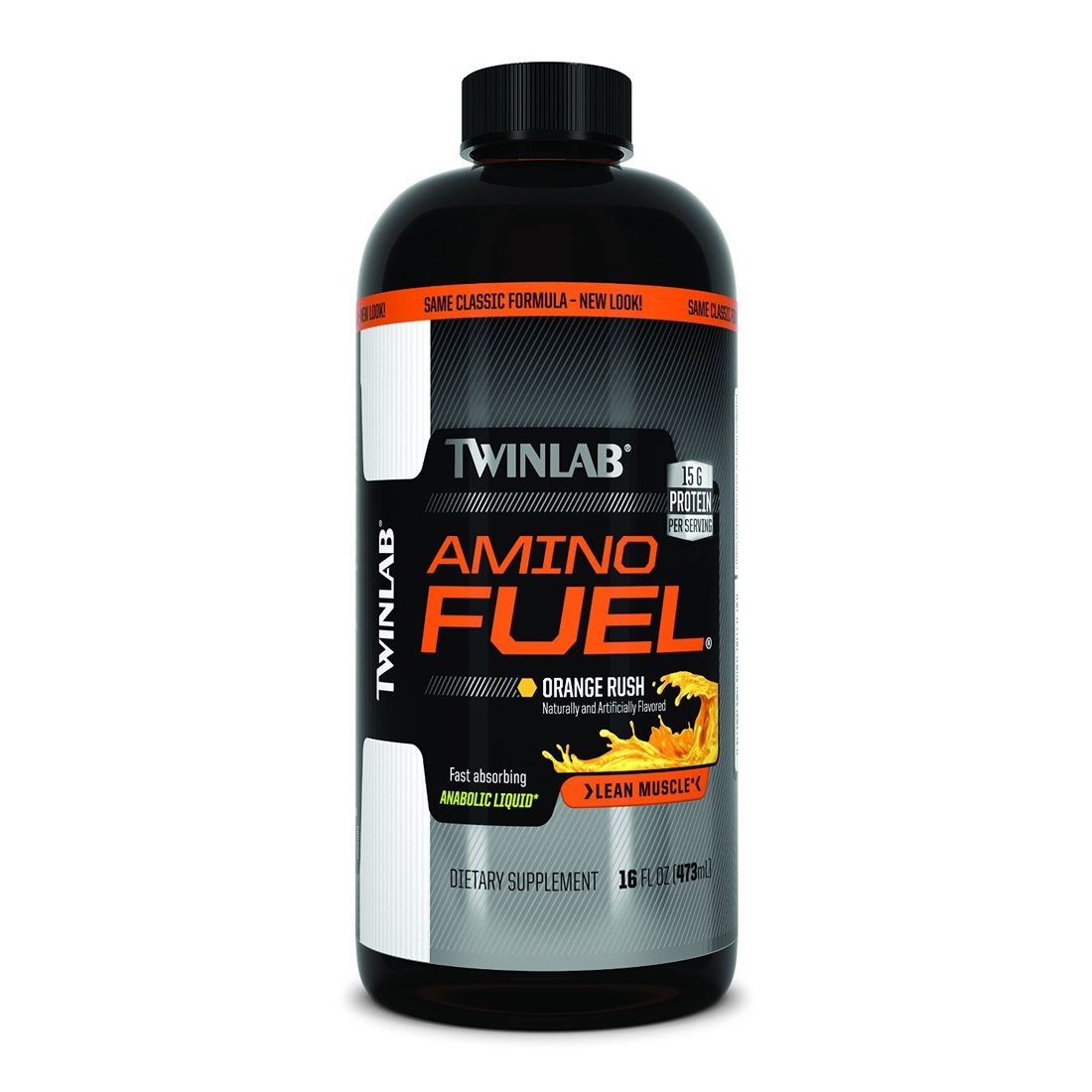 Twinlab Amino Fuel Liquid 946