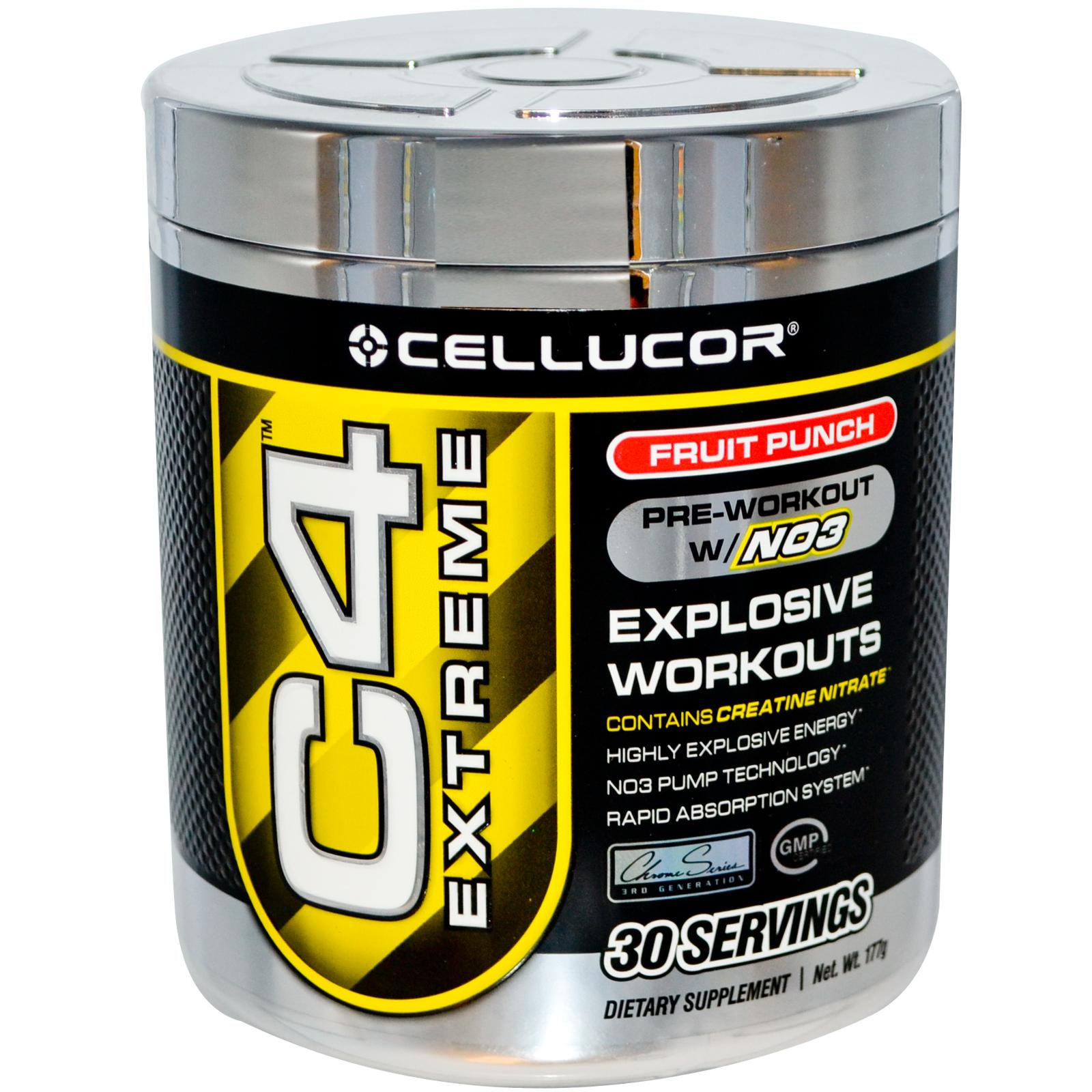 Cellucor C4 Extreme 30