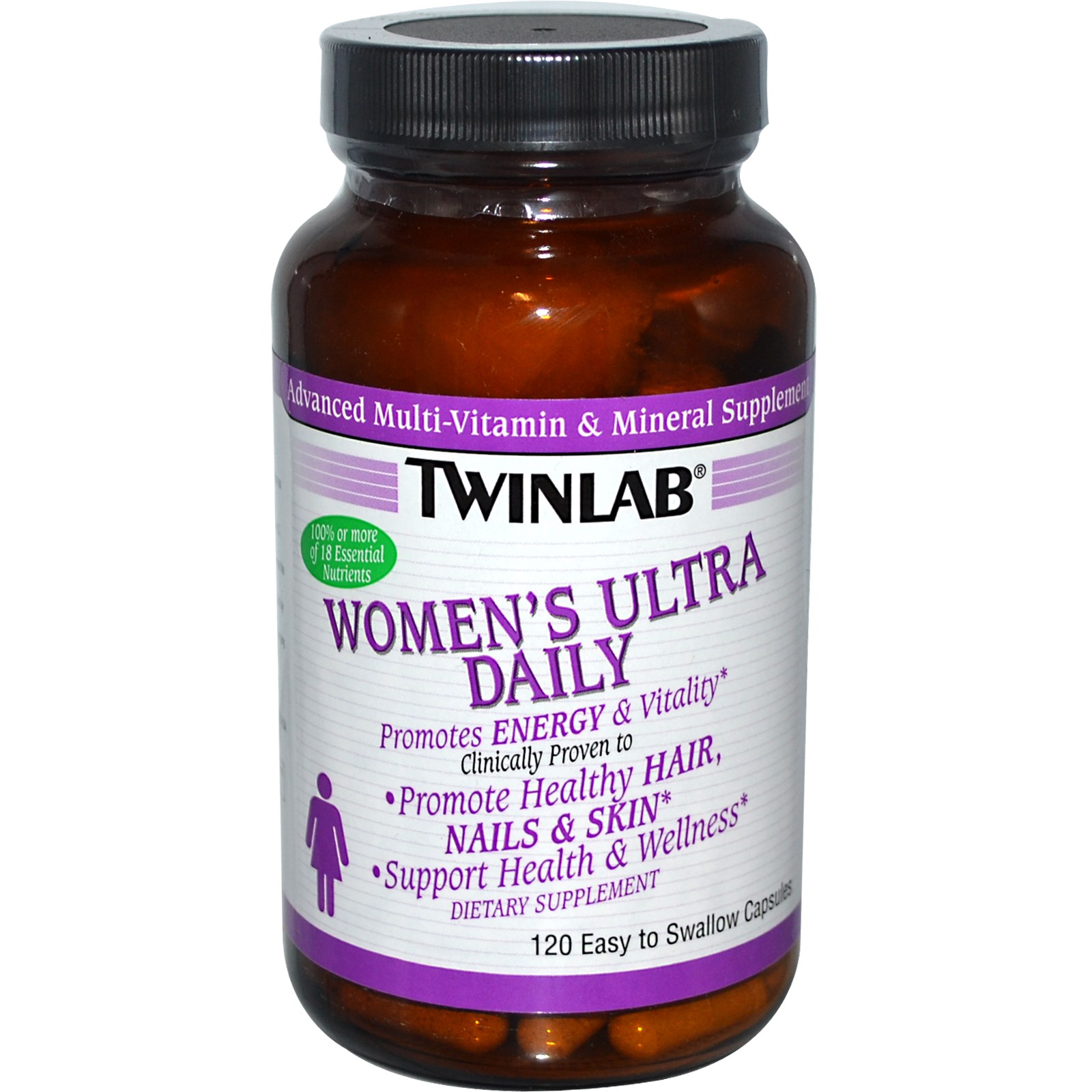 Twinlab Women`s Ultra Multi Daily
