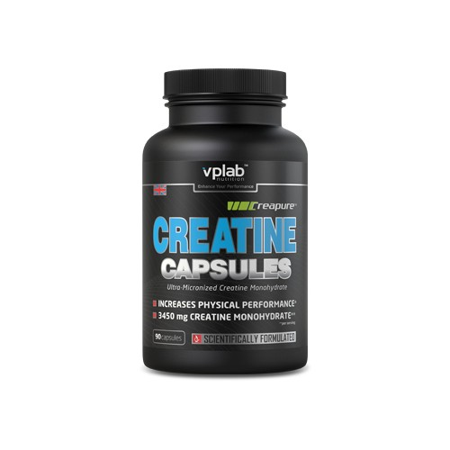 VP laboratory Creatine Caps
