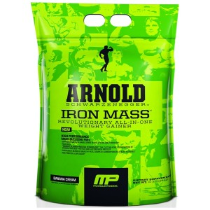 MusclePharm Arnold Iron Mass 4,54