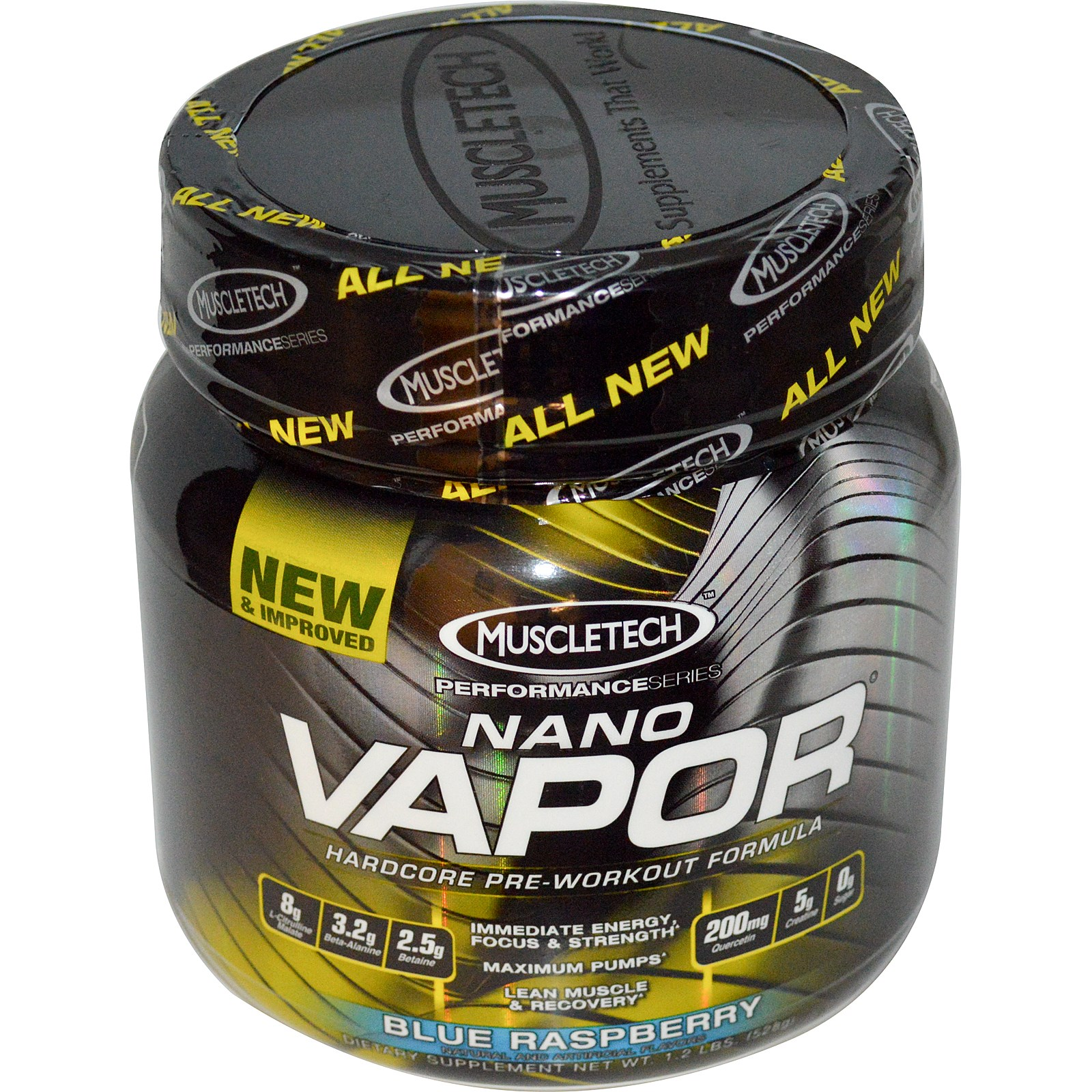 MuscleTech naNO Vapor Performance Series