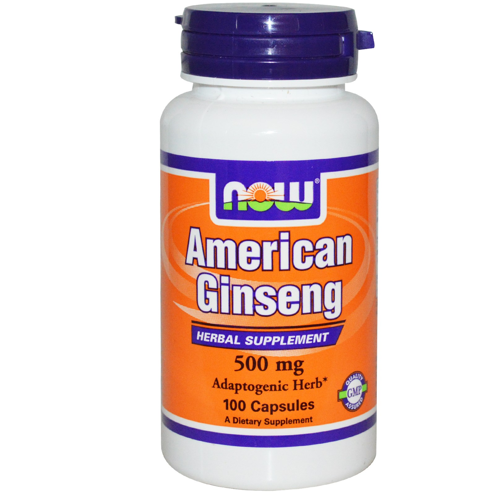 NOW American Ginseng