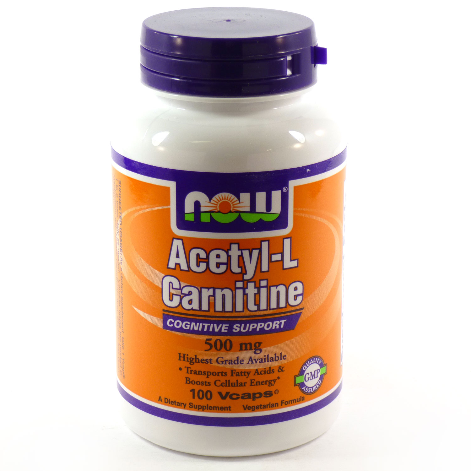 Now Acetyl-L Carnitine
