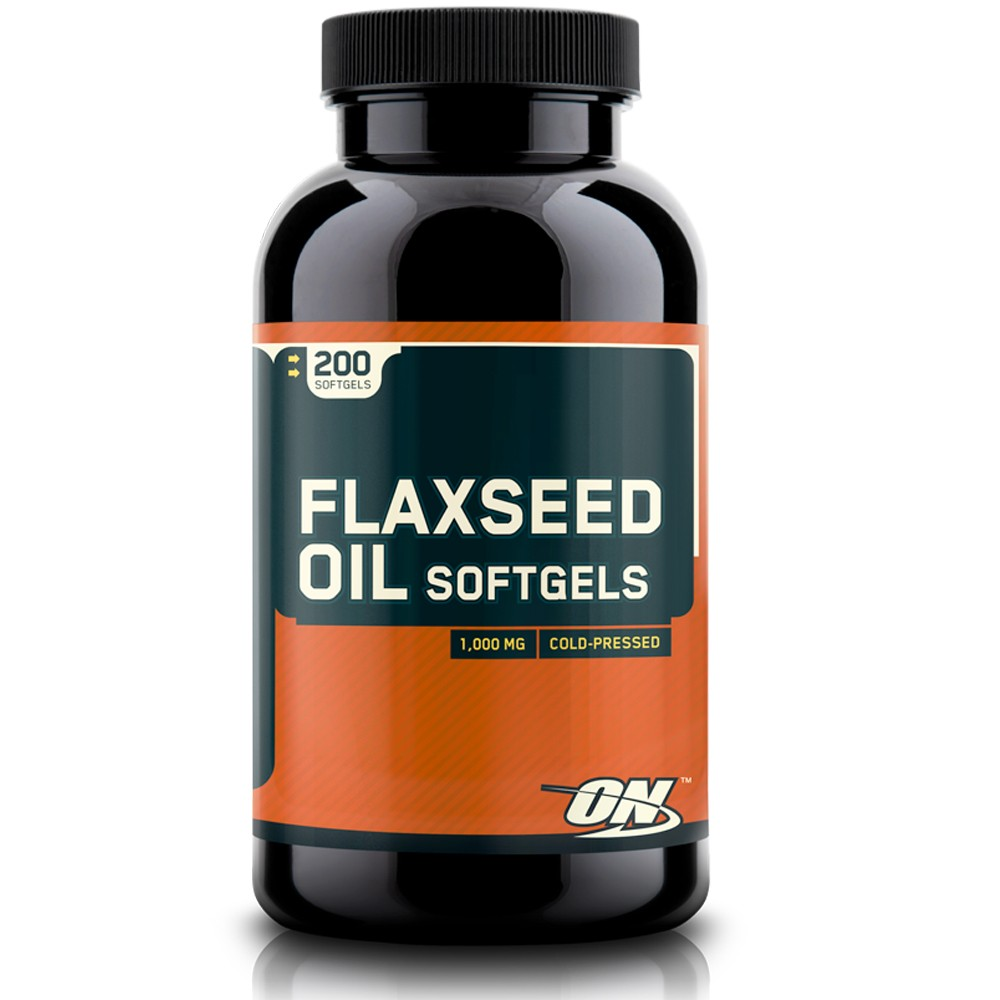 Optimum Nutrition Flaxseed Oil 200