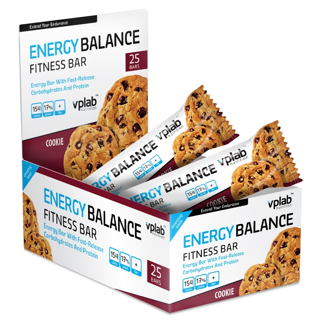 VP Laboratory Energy Balance Fitness Bar