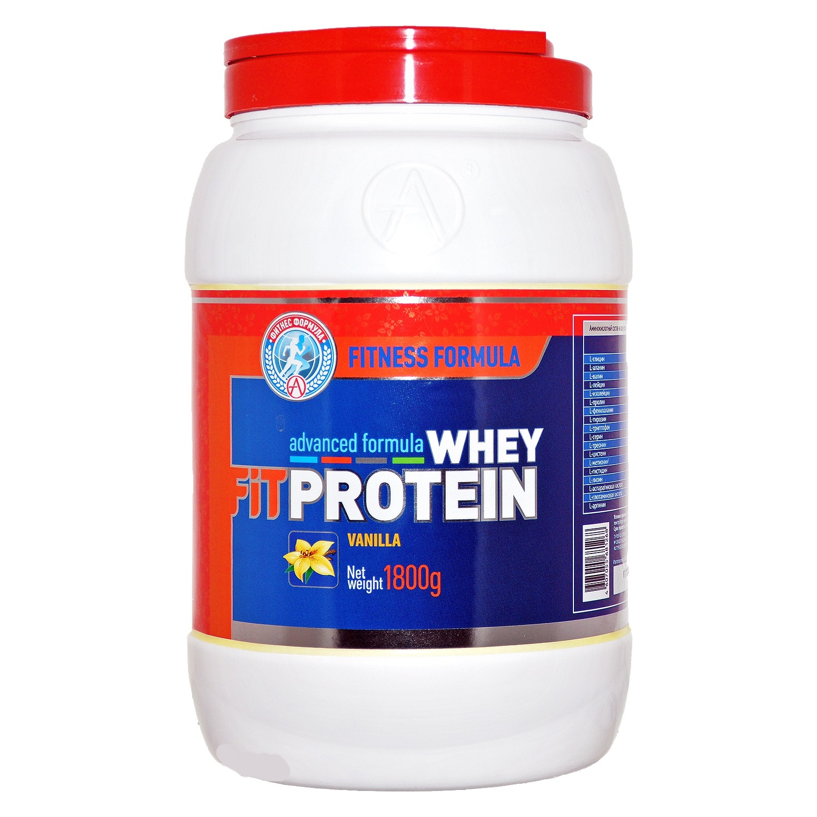 Academy-T Fit Whey Protein 1800 g