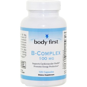 Body First B Complex 100 мг