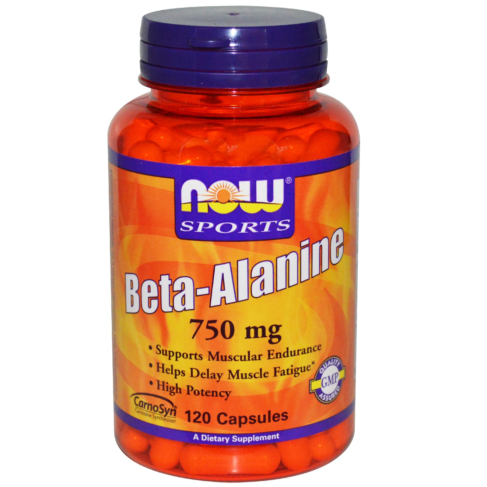 NOW Beta Alanine 120