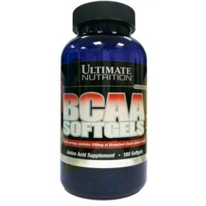 Ultimate Nutrition BCAA Softgels