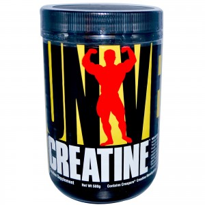Universal Nutrition Creatine Powder 500