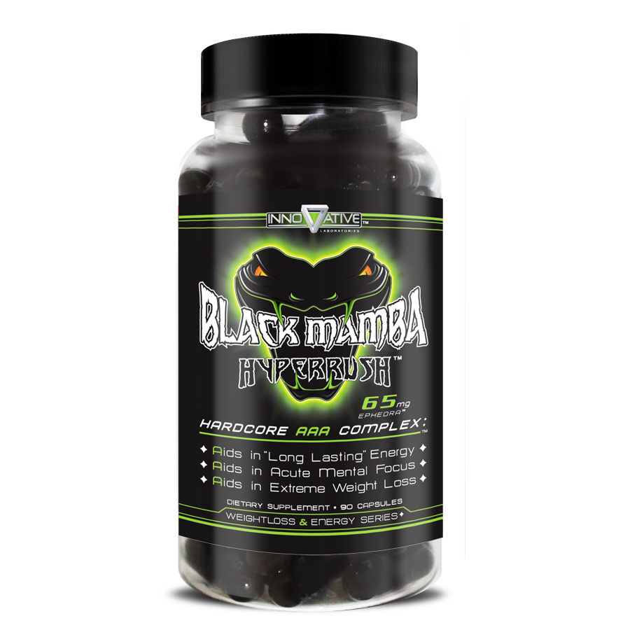 Innovative labs — Black Mamba — 90 капсул