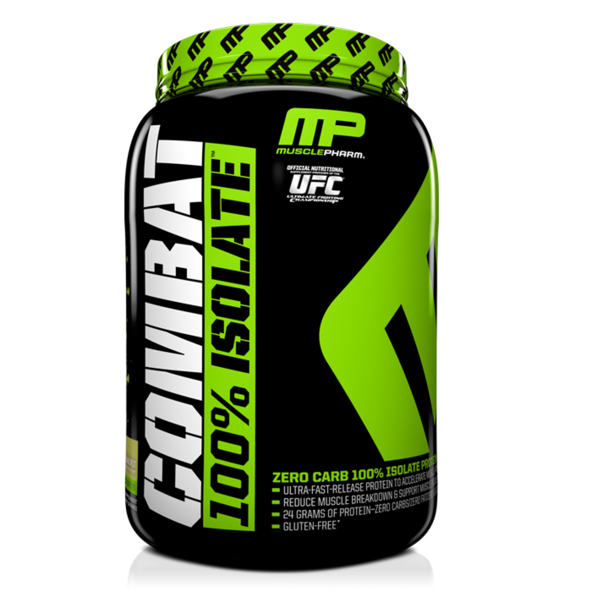 MusclePharm Combat 100% Isolate 2,27