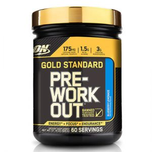 PRE-WORKOUT Gold Standard 60