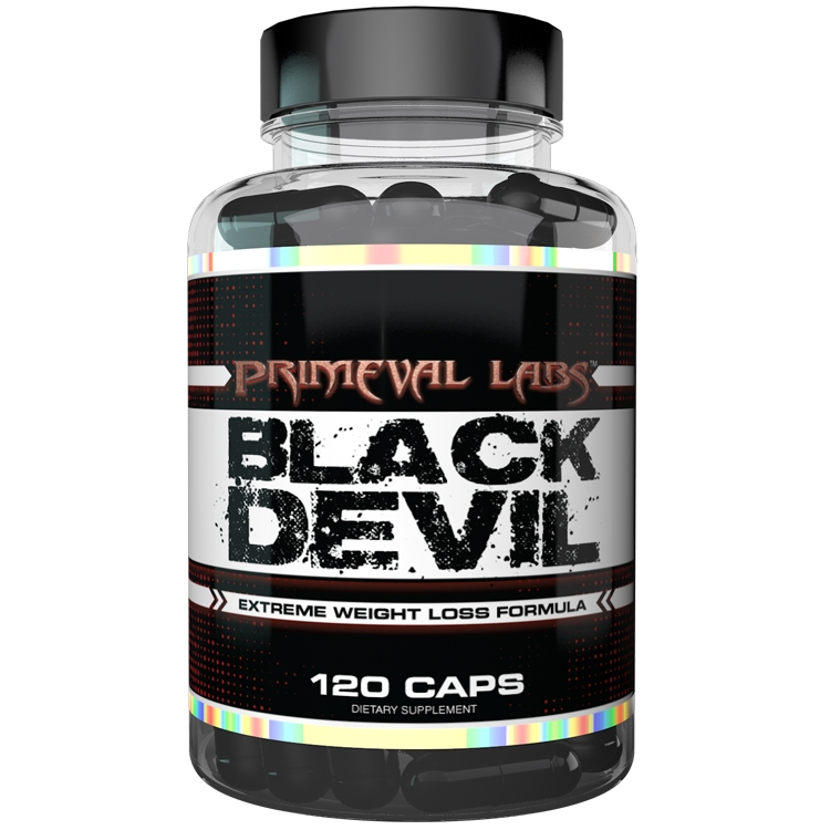 Primeval Labs Black devil