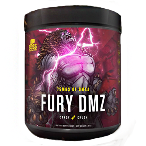 BOSS SPORTS NUTRITION FURY DMZ