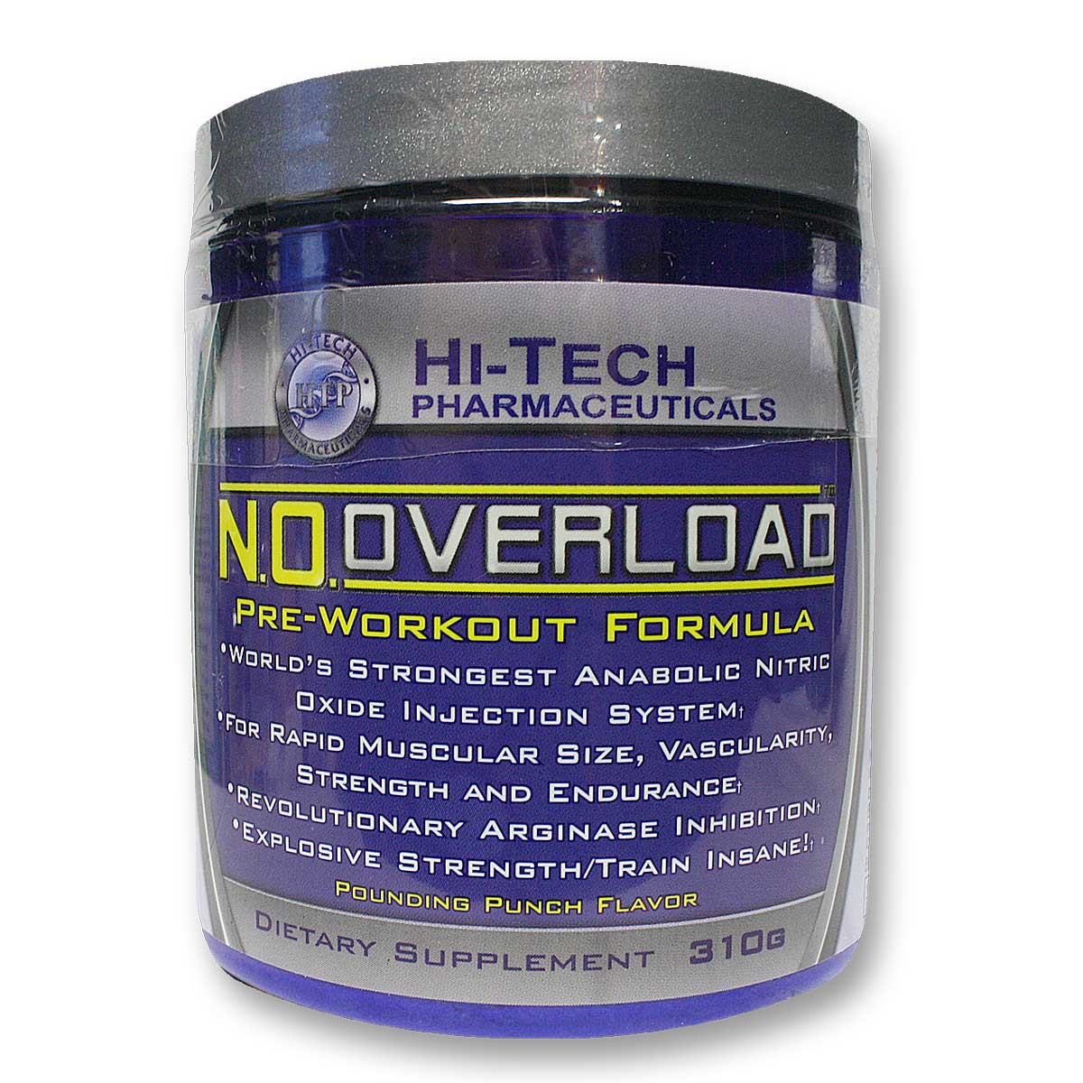 HI-TECH NO OVERLOAD
