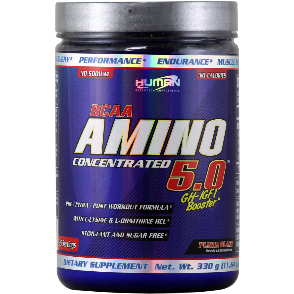 Human Evolution Supplements Amino Concentrated