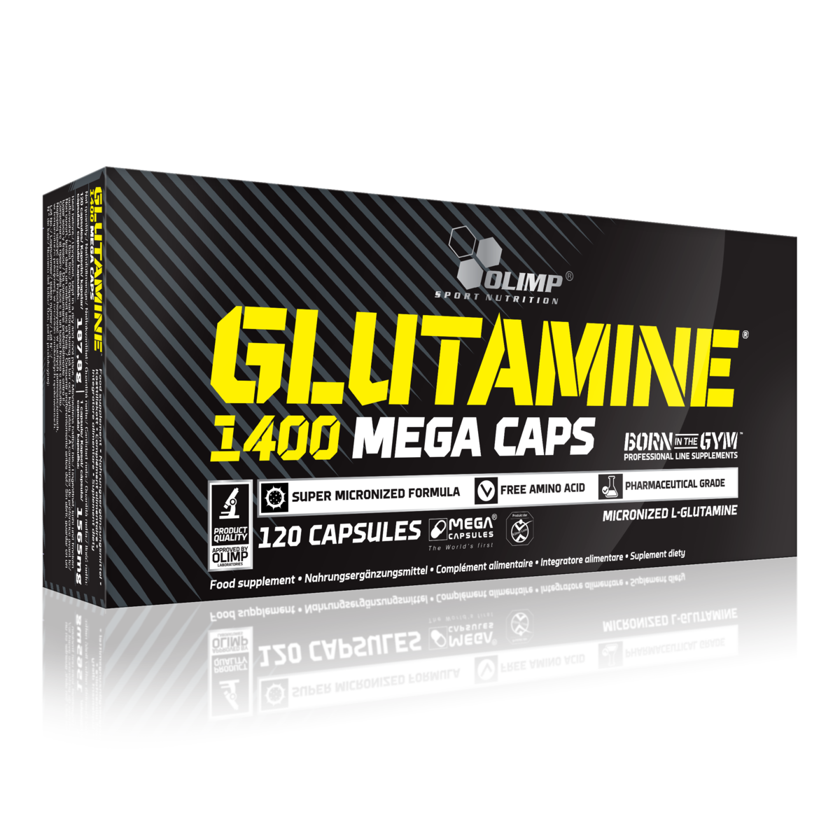 Olimp Glutamine Mega Caps 1400