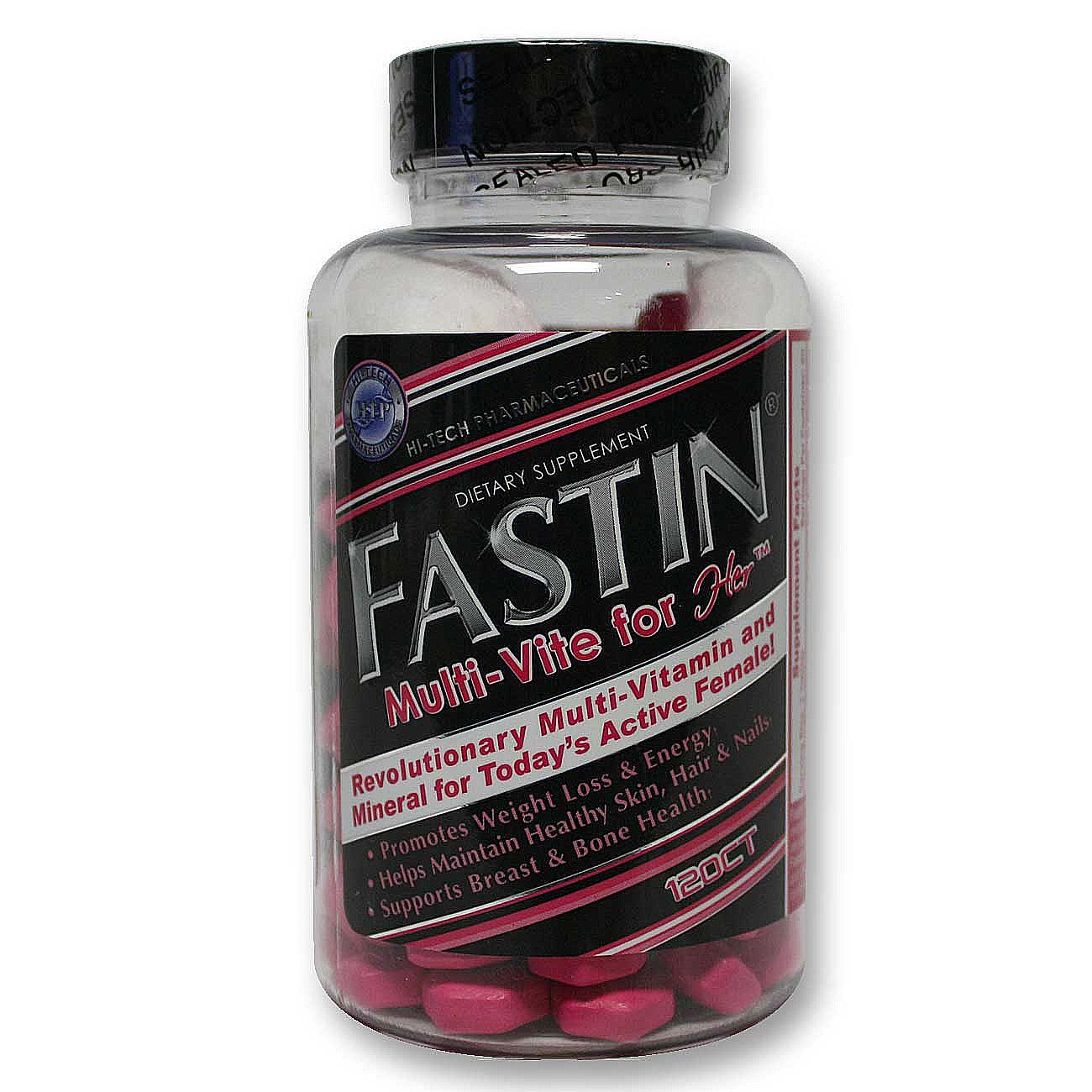 Hi-Tech Fastin Multi-Vit For Her