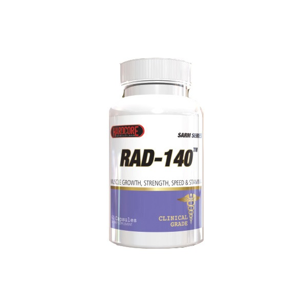 Hardcore Formulations Rad-140