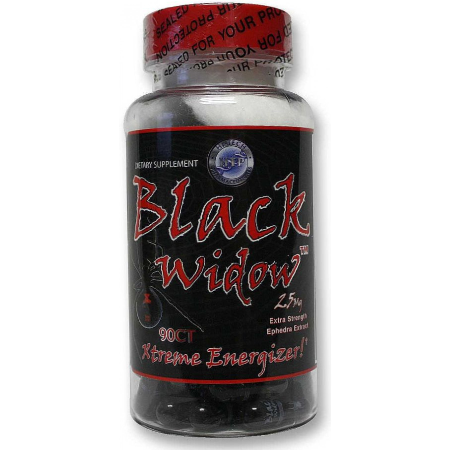 Hi-Tech Black Widow