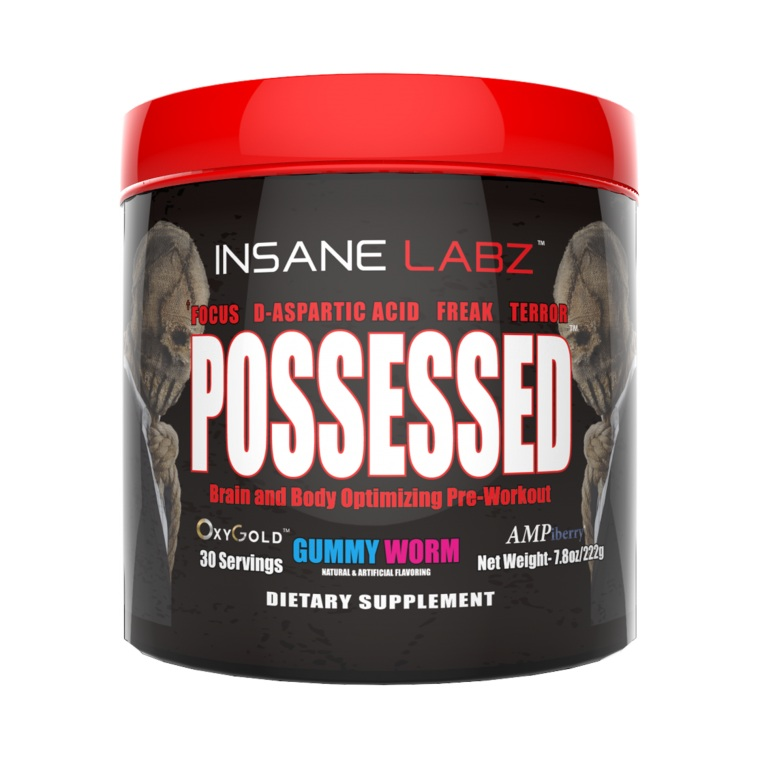 INSANE LABZ POSSESED