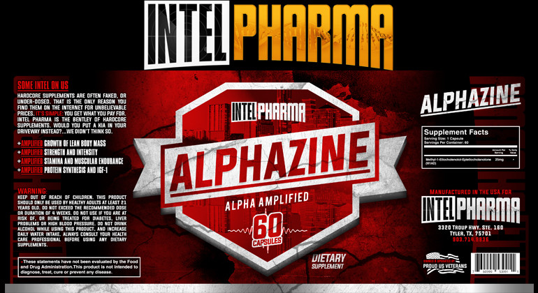 Intel Pharma Alphazine